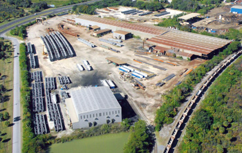 Tampa Steel Erecting Plant
